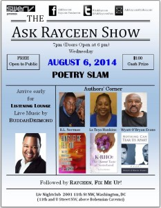 Ask Rayceen Show